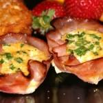 Ham & Egg Cups