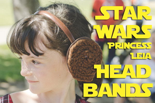 And DIY some Princess Leia buns, too.