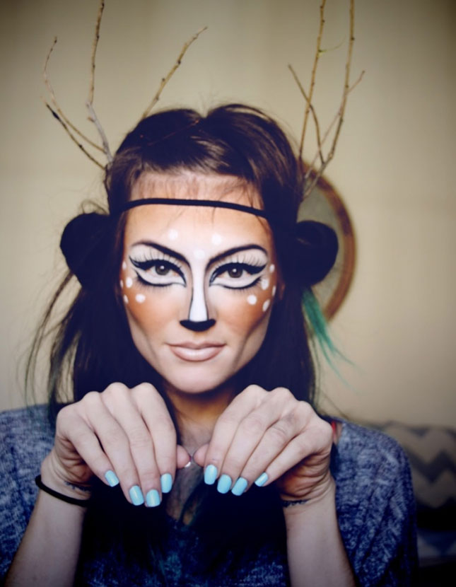 Halloween Face Paint Ideas For Women.Halloween Costumes With Face Paint Sc 1 St Promo Time