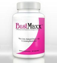 BUSTMAXX - The Worlds TOP RATED Breast Enlargement Pill.