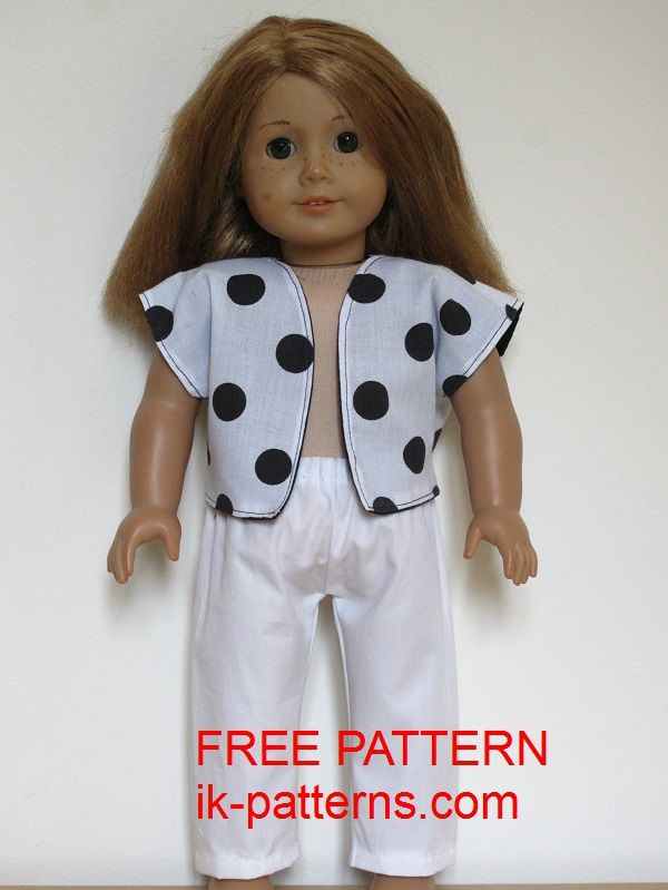 American Girl Patterns | Promo Time