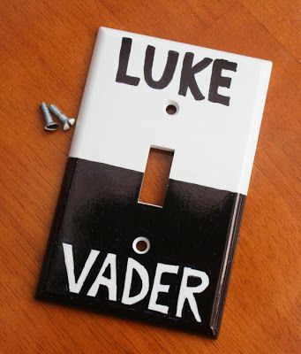 Star Wars Household Items