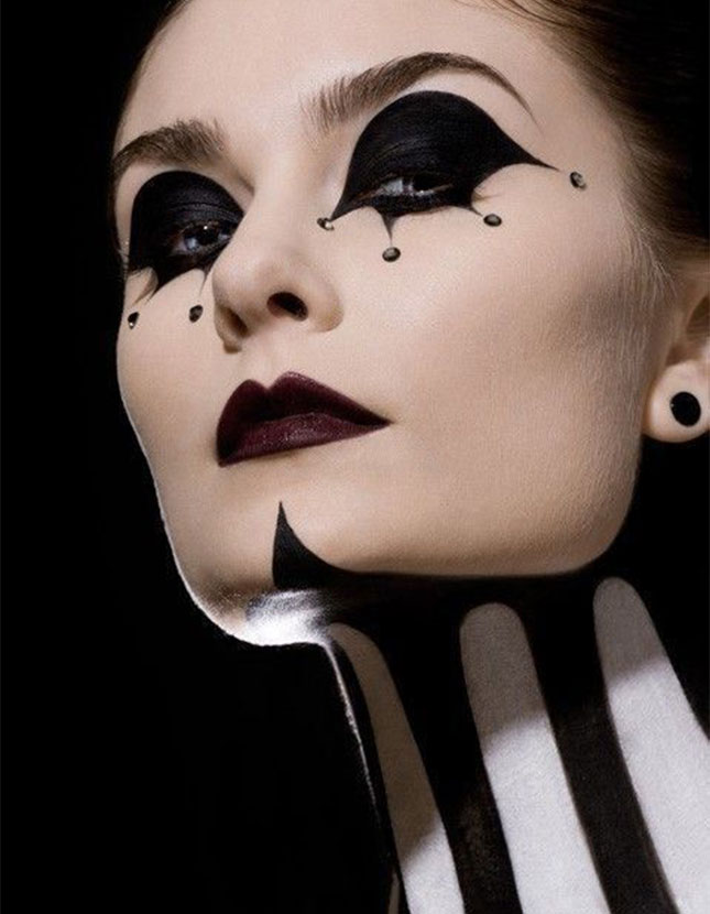 Mime Makeup Ideas Saubhaya