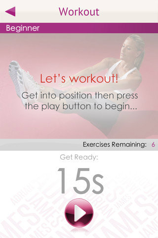 Great workout apps for a toned tummy.