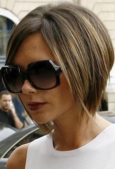 Short hair style! Love this cut!