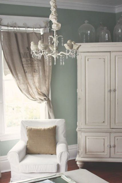 Benjamin Moore Palladian Blue, this is a great color for any room – MyHomeLookBo