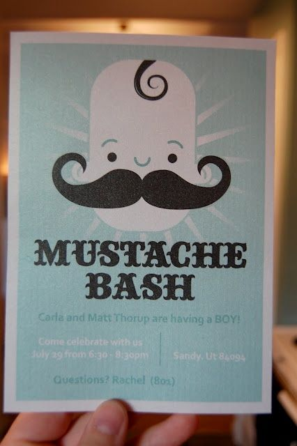 mustache baby shower – Bing Images