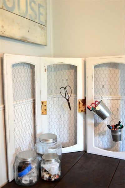 cabinet door diy idea