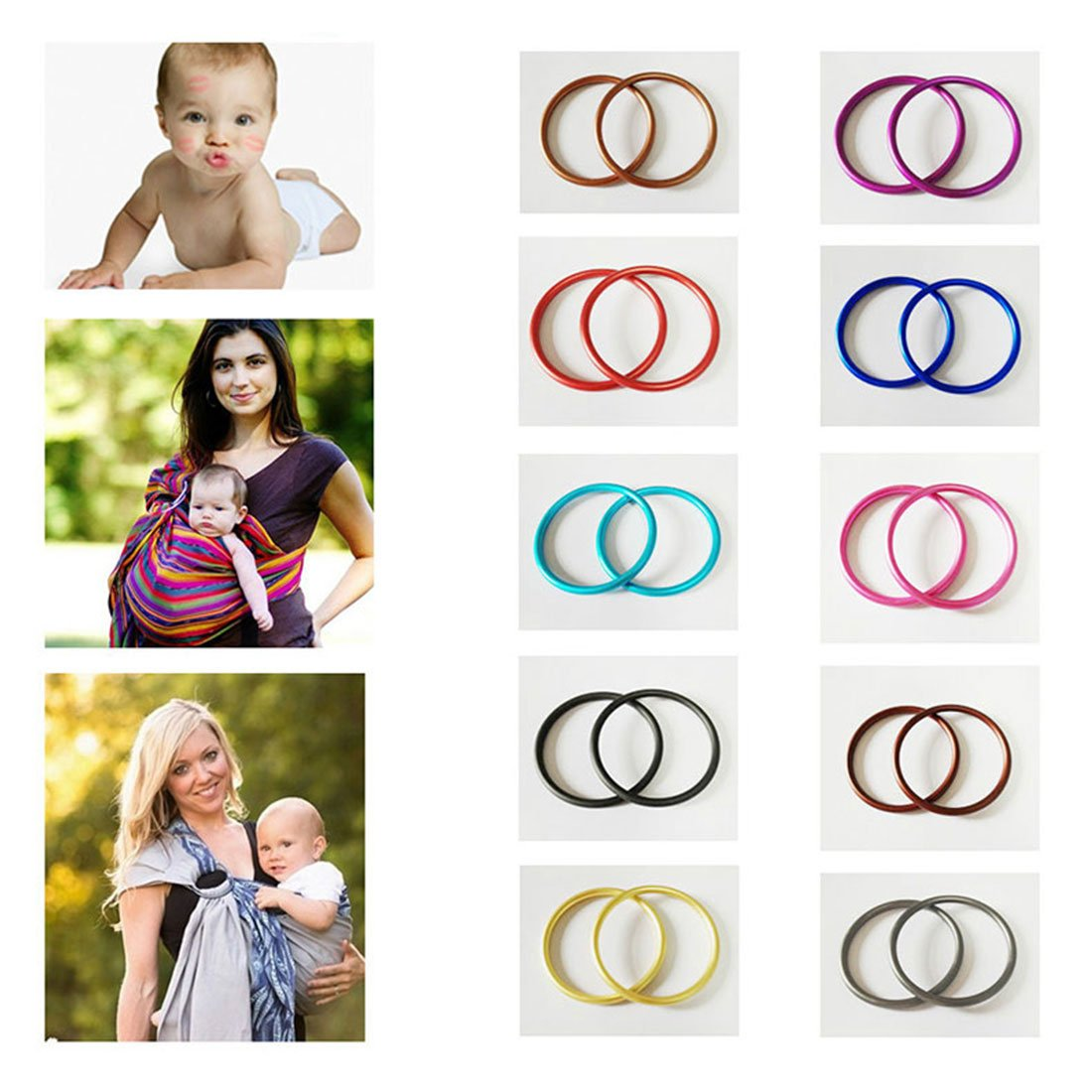 DIY Farmhouse Baby Ring Sling -   15 diy Baby carrier ideas