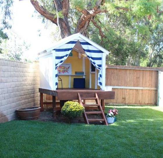 Creating a Kid Friendly Backyard -   DIY backyard for Kids