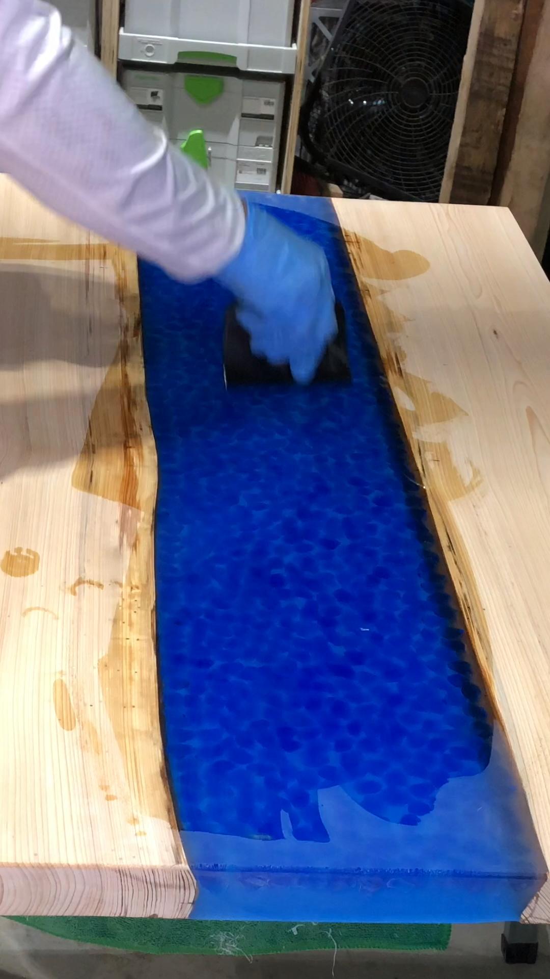 Rubio Monocoat for Resin Wood Table -   17 diy Table epoxy ideas