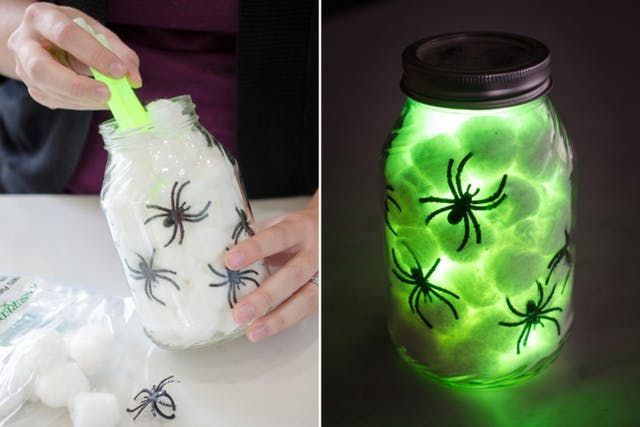 12 Dollar Tree DIY Halloween Decorations to Scream About -   19 diy Decorations halloween ideas